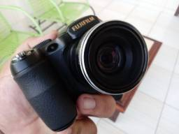 Câmera profissional fujifilm