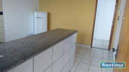 Apartamento com 1 dormitório à venda, 36 m² por R$ 80.000,00 - Jardim Paraíso - Caldas Nov