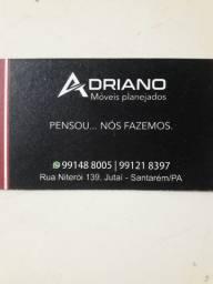 Móveis planejados Adriano móveis
