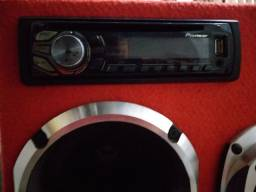 Rádio pionner mixtrax