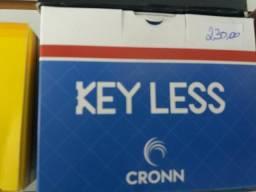 Alarme Cronn keyless novo garantia instalado