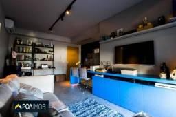 Apartamento 01 dormitório no Urban Concept, localizado na Av. Carlos Gomes