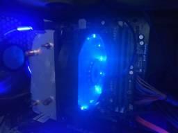 Kit gamer placa mae + processador + memória ram!