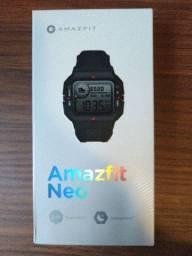 Smartwatch Xiaomi Amazfit Neo preto LACRADO