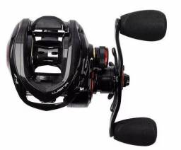 Carretilha Marine Sports Lubina Black Widow Gtx 9.5:1 Nova na Caixa