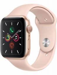 APPLE WATCH SERIE 5 44MM ROSE 3.400 REAIS