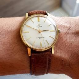 Relógio OMEGA Seamaster 600 - Suíço 1966 - Ref. 135.011 - (CANAL NEGÓCIOS E RELÓGIOS)
