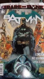 Batman Cidade Do Bane Completo