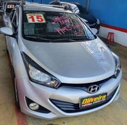 Hyundai hb20s 1.0 comfort plus 2015 km 33.000 unico dono