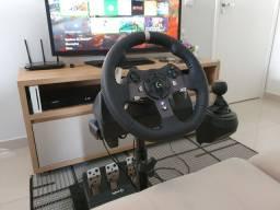 Volante Logitech g920 Xbox/PC