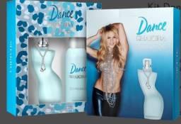 Kit Dance Shakira 80ml + Desodorante 150ml +Brindes