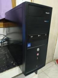 Cpu Core i3 2120, 4gb ddr3, HD500, Formatado Win7 com Office