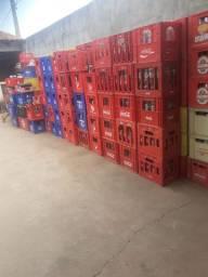 200 caixa de cervejas  e coca cola 17 reais cada uma