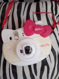Câmera Fujifilm instax mini Hello Kitty