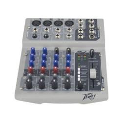 Mesa de Som Peavey PV6 USB