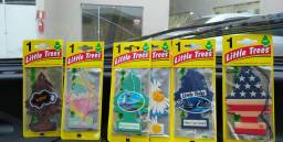 Cheirinho automotivo little trees