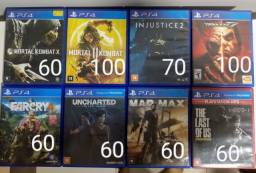 19 Jogos PS4