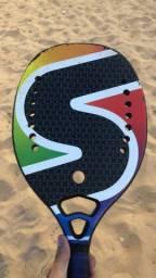 Raquete de beach tennis sexy