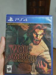 Thw Wolf Among Us Ps4