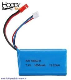 Bateria 7,4v 1.800mah 13,32WH