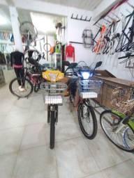 Bicicleta eletrica nacional