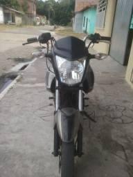 Moto Dafra modificada 2.300