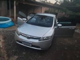 Vendo Honda Civic LXS 1.8 Flex Automatico