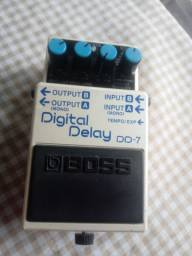 Pedal de Delay Boss DD7