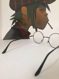 Óculos redondo armação