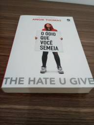 Livro - O ódio que você semeia