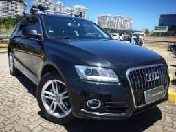 Audi Q5 2014 Blindada Concept Com teto solar único no Rio