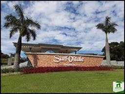 Terreno de 300m² a venda no Condomínio San Vitalle-Quitado-Liberado para construir