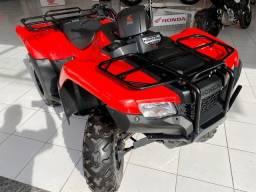 Quadriciclo Honda - TRX 420 FourTrax 4x4 - 0km 2021