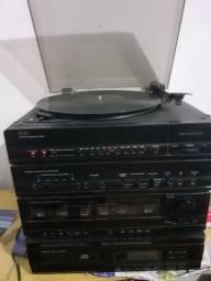 Aparelho De Som CCE 4x1  - Toca Discos