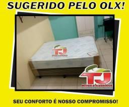 COLCHÃO CASAL DE MOLAS