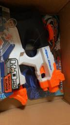 Brinquedo Pistola d?água NERF