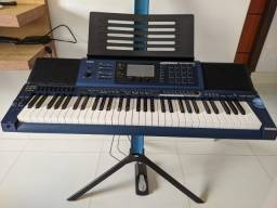 Teclado Musical Casio MZ X500 + Suporte Stay