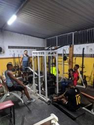 Super estação de treino