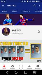 Vendo canal no YouTube 29k