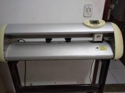Vendo máquina de recorte eletrônico