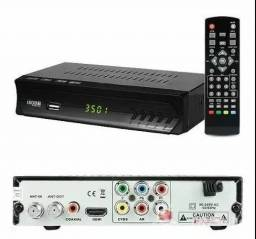 (NOVO) Conversor Receptor Digital Set Top Box