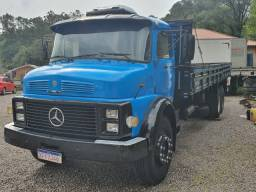 MB 1518 truck simples