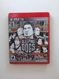 Sleeping Dogs PS3 Mídia Física Completo