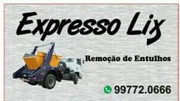 Expresso Lix Caçamba P/ Entulhos