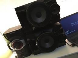 Som mini system Samsung