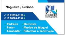 Pedreiro Construtor Azulejista Pintor Eletricista 24 horas Encanador Marido aluguel,
