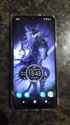 Troco moto G8 play+Samsung tab 4 tela de 10.1