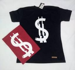 Camisas por R$ 39,99