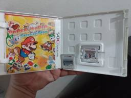 Paper Mário e Mário kart 3ds
