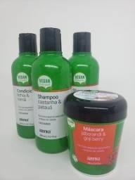 Shampoo Vegano - Gojy Berry e Jaborandi 300 ml